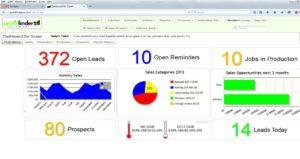 Alternative to Salesforce Profit Finder Pro 800-972-6952